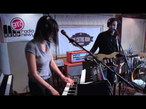 Phantogram - Running from the Cops (Live on KEXP) Video