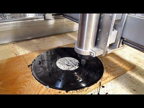 Как правильно резать виниловые пластинки. Мой метод!