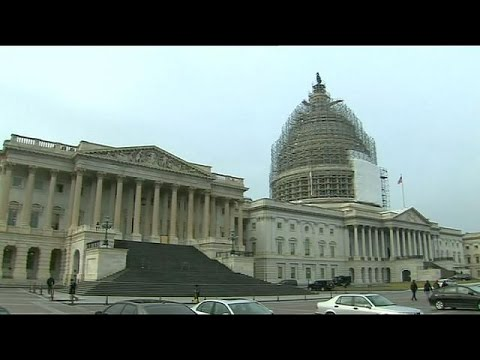 FBI foil 'lone wolf' plot to attack US Capitol