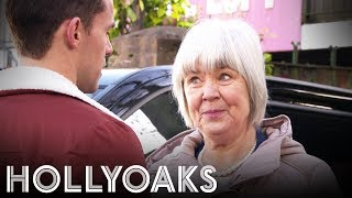 Hollyoaks: Granny Campbell's Plan Succeeds!