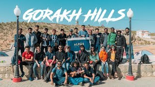  VLOG 8  GORAKH HILLS FT HAMZA IBRAHIM \ PIRU SAEEN  \JEEM SE JAFFER \ NAVEED BHAI \ AEMAAY .