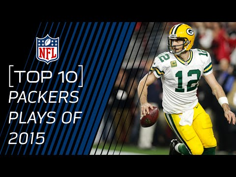 10 Packers Plays Of 2015 Tentuesdays Nfl