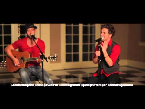 Taylor Swift Mash-up - love Story you Belong With Me red (acoustic Cover By Anthem Lights video