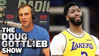 Doug Gottlieb - Anthony Davis AGAIN Teases Possibility of Playing for the Bulls