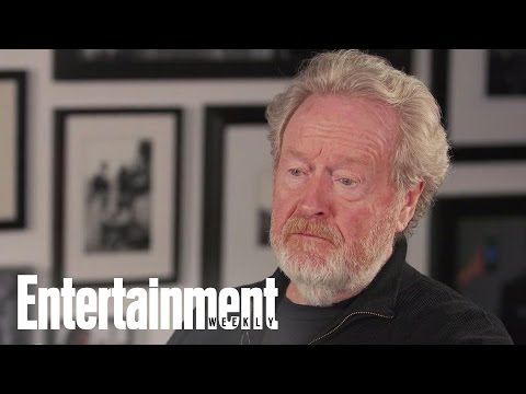 'Gladiator' To 'Robin Hood': Ridley Scott On Collaborating With Russell Crowe | Entertainment Weekly