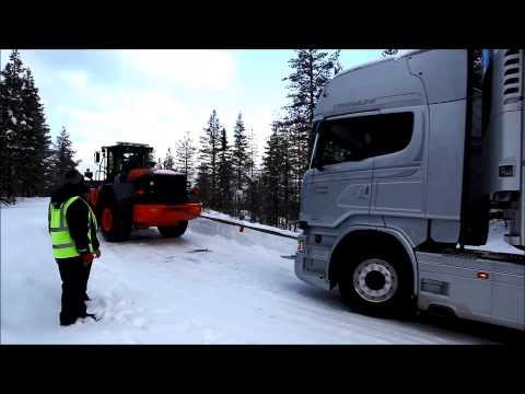 Scania Winter 2014