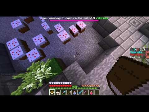 Minecraft Servers   DVZ   A Vitória dos Dwarves