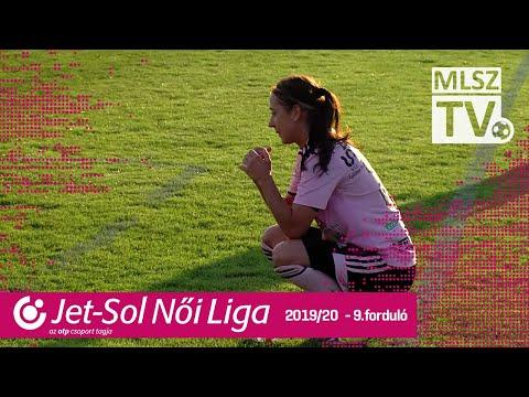 Astra-ALEF HFC - MTK Hungária FC | 0-4 | JET-SOL Liga | 10. forduló | MLSZTV