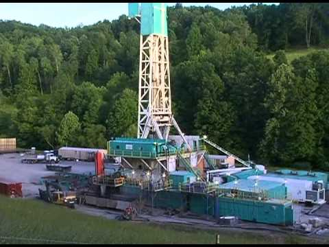 Living Next to a Natural Gas Well: Part 1