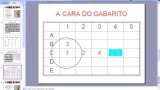VIDEO AULA 23 - A CARA DO GABARITO  http://sites.google.com/site/atecnicadochute/