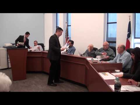 Karnes County Commissioners Court - Feb. 27, 2015