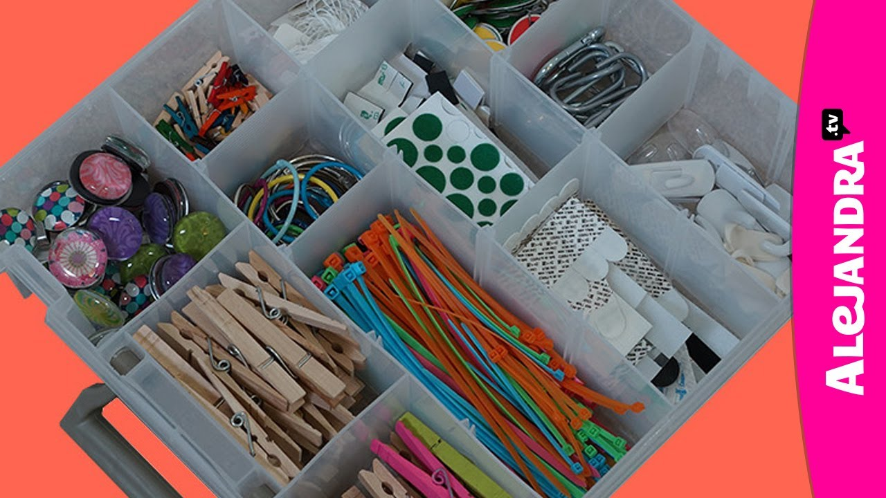 How To Organize Small Things Part 8 Of 9 Home Office