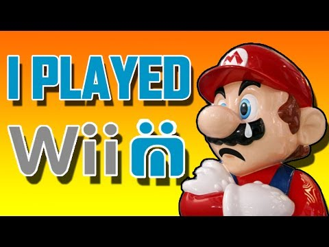Wii Got Issues - I Finally Played a Nintendo Wii U