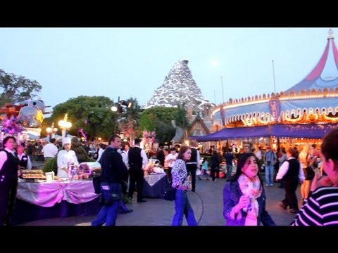 Tour of Disneyland Exclusive Private Party for Mickey and the Magical Map Premiere