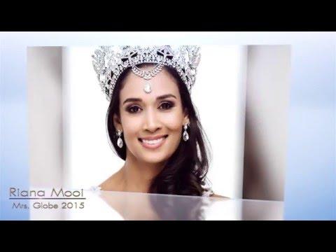 Mrs Globe 2014/2015 - Riana Mooi Farewell and Thank you video