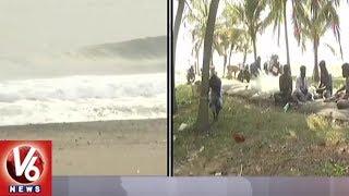 IMD: Cyclone Gaja To Hit Andhra Pradesh And Tamilnadu Today