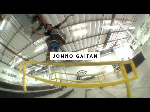 TWS Park: Jonno Gaitan