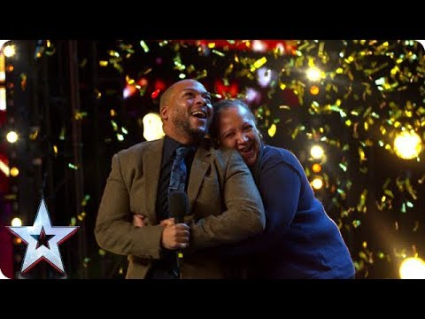 Download 'A Change Is Gonna Come' for Lifford after he gets a GOLDEN BUZZER! | Auditions | BGT 2018 HD Mp4 3GP Video and MP3