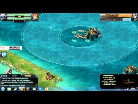 Battle Pirates Harpoon Test video