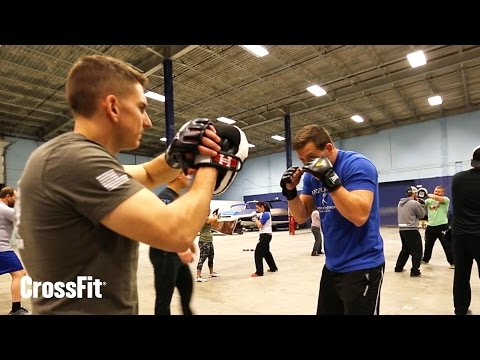 Throw the Shot Put - CrossFit Specialty Course: Striking
