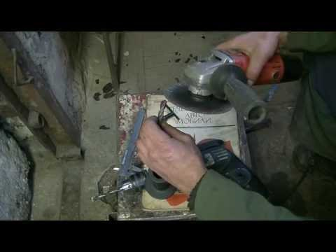 Правильная заточка сверла по металлу в домашних условиях