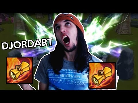 INVOCATION DJORDART - SUMMONERS WAR FR