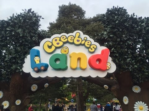 A Day At Cbeebies Land, Alton Towers video