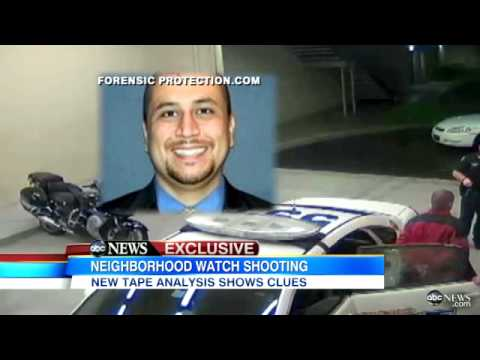 Enhanced Zimmerman Video