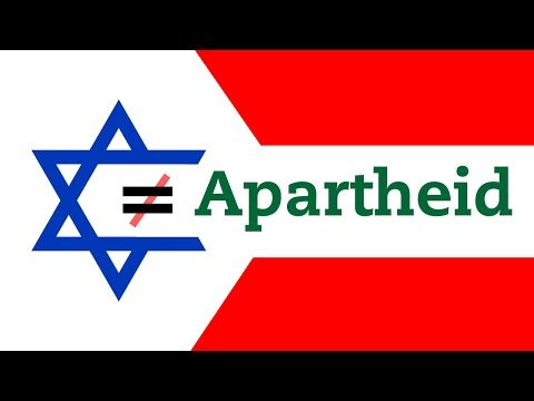 Is Israel an Apartheid State?