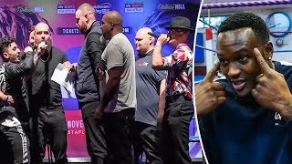 WHY AnEsonGib CHALLENGED Jake Paul ON STAGE, reveals KSI trainer