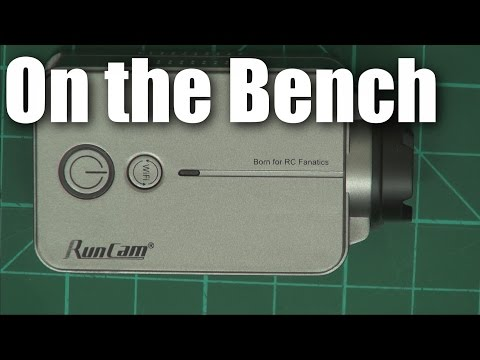 On the bench: Runcam HD 2 action camera for RC models