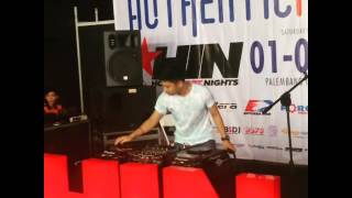 AldyRaldy Battle HIN DJ HUNT 2016
