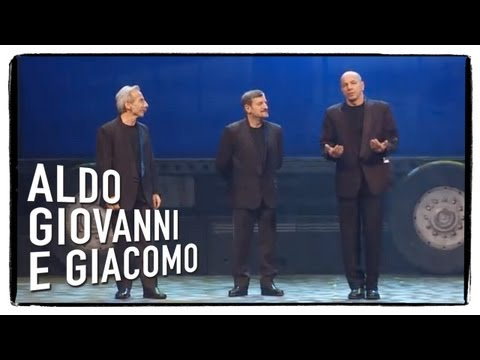 Ammutta Muddca Live dal Teatro Fraschini - Aldo Giovanni e Giacomo