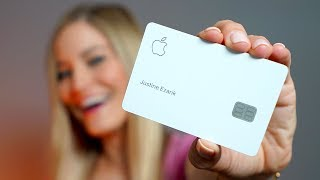 I got the Apple Card!