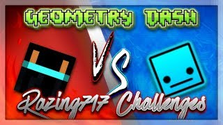 GD RACE - RAZING717 CHALLENGES ft.Electrify