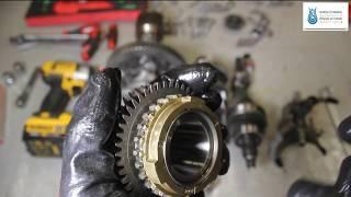 Manuel şanzımanda vites geçişleri nasıl olur, senkromeç nasıl çalışır***How to Synchromesh Gearbox