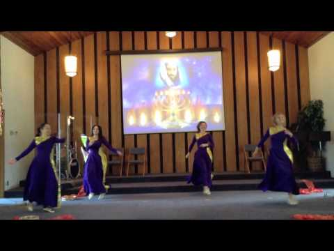 WORSHIP DANCE by  Church LOVE OF CHRIST