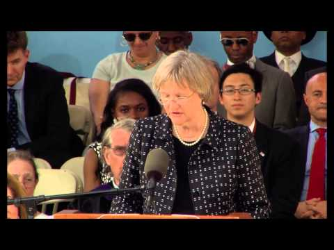 Afternoon Exercises | Harvard University Commencement 2015