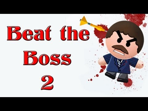 Beat the Boss 2 (17+) - iPhone/iPod Touch/iPad - Gameplay