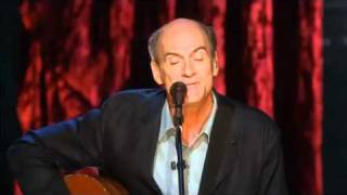 Watch James Taylor Something In The Way She Moves video