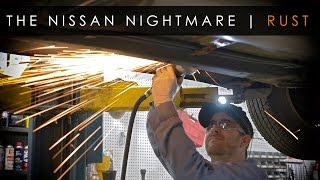 Nissan Altima & Maxima Nightmare - Rust Holes in Floor  | Turbowski Series