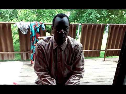 B.B.BOYZ News History of Somali Bantu: BaqDad Osam(2)