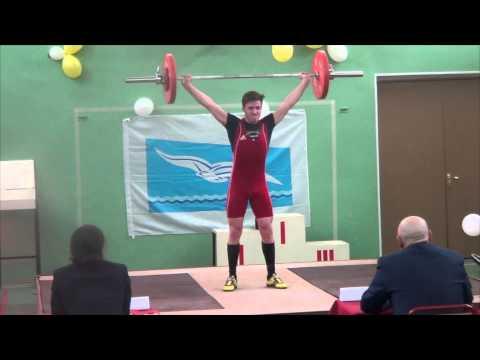 XXVII Московские Студенческие Спортивные Игры по тяжелой атлетике .