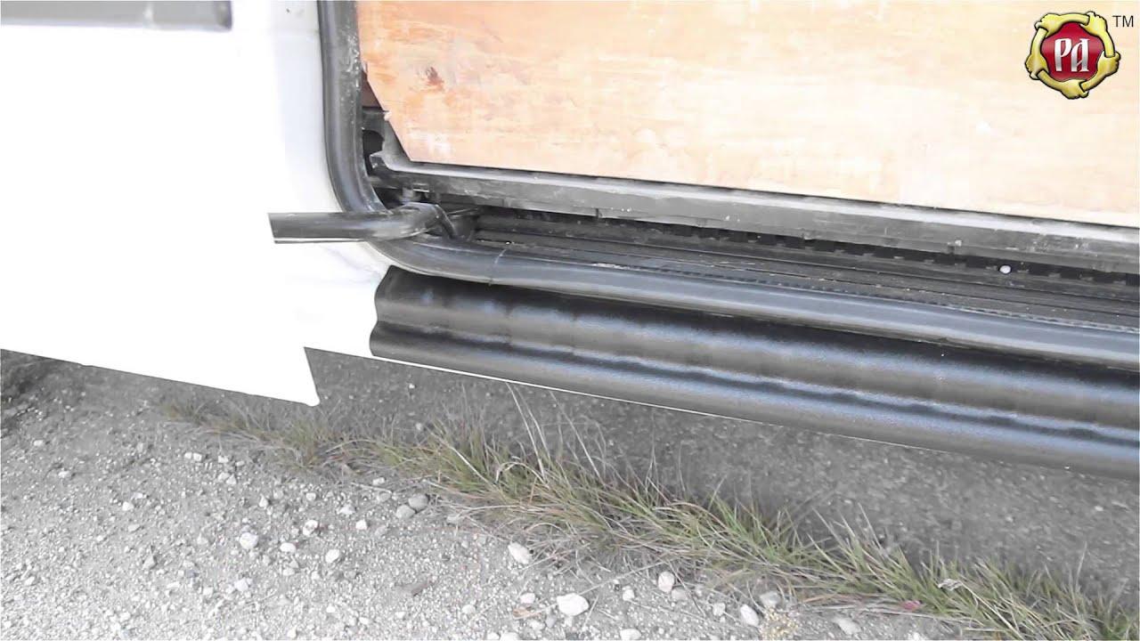 Ролик на боковую сдвижную дверь форд транзит 19 фотография