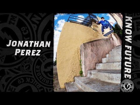 Jonathan Perez : Know Future