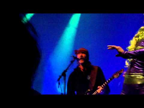 HAWKWIND - Masters Of The Universe live @ Manchester Ritz 25.01.13