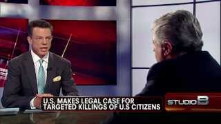 FBI Director Robert Mueller Hesitated When  Asked About Killing U.S. Citizens!