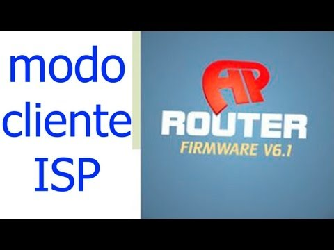 Configurando o rádio placa PCBA com APRouter AP Router modo Cliente ISP Passo a Passo