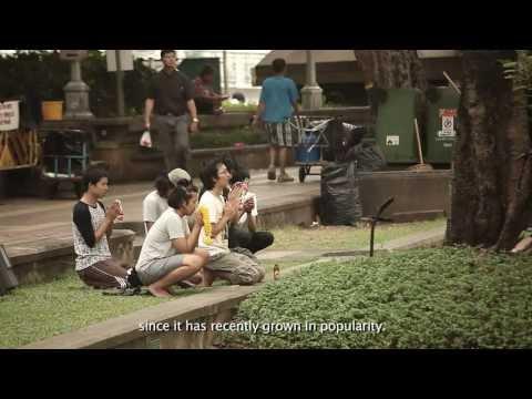 Documentary on Thai amulets TU110