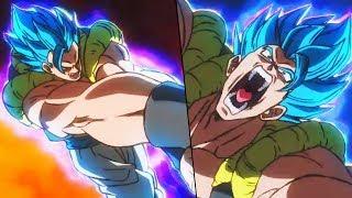 GOGETA VS BROLY FINAL BATTLE REVEALED! Dragon Ball Super Broly Finale Breakdown!